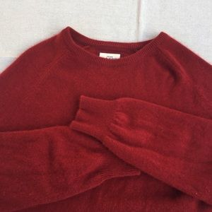 Old Navy cashmere crewneck sweater